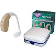 Слуховой аппарат цифровой усилитель звука KONTAKT KD-4