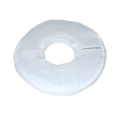 Электрод с токопроводящей тканью «Грудной» для молочных желез. Диаметр 16/5 см. (180 кв. см.) Цена за 1 шт. - фото 4645