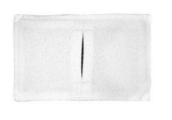 Электрод с токопроводящей тканью 60x120 мм. (72 кв. см) Цена за 1 шт. - фото 4805