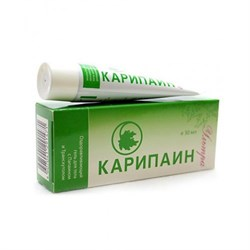 Карипаин ультра гель 1 туба 30 мл. - фото 5165