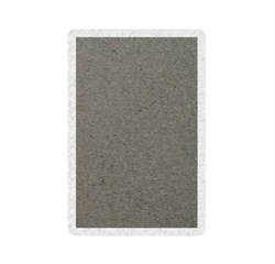 Электрод для электрофореза одноразовый прямоугольный 35x55 мм. (19 кв. см.) Цена за упаковку. Упаковка 50 шт. Под зажим «крокодил» - фото 5451