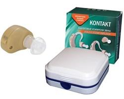 Слуховой аппарат аналоговый усилитель звука KONTAKT MINI KA-3 - фото 5613
