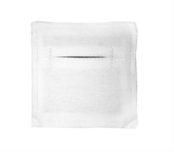 Прокладка гидрофильная 80x100 мм. (80 кв. см.) Цена за 1 шт. - фото 5788