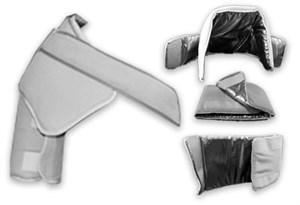 Спортивные термоапликаторы - Комплект (6шт) - фото 6956