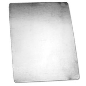 Свинцовые пластины для гальванизации и электрофореза толщиной 0,5 мм. 80х120 мм. (96 кв.см.) Цена за упаковку. Упаковка 10 шт. - фото 7147