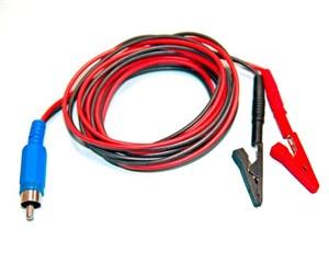 """Кабель подключения электродов 2-контактный для аппарата """"Амплипульс - 8"""" - фото 7190"""