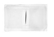 Электрод для электрофореза прямоугольный, 60x120 мм. (72 кв. см) Цена за 1 шт.
