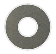 """Электрод для электрофореза одноразовый """"Грудной"""" для молочных желез, кольцо Ø160мм. с отверстием Ø50мм. (180 кв. см) Цена за упаковку. Упаковка 25 шт. Под зажим «крокодил»"""