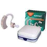Слуховой аппарат аналоговый усилитель звука KONTAKT KA-2