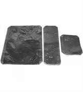 Свинцовые пластины толщиной 0,5 мм. (40х50, 60х100, 100х150 мм.) Цена за упаковку. Упаковка 10 шт. каждого размера.